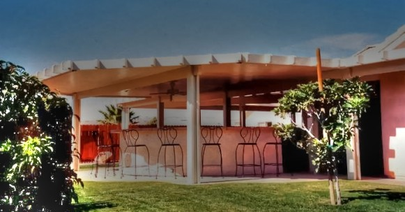Los Angeles, California Patio Cover